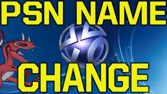 PSN name change feature goes into effect today   Ars Technica
