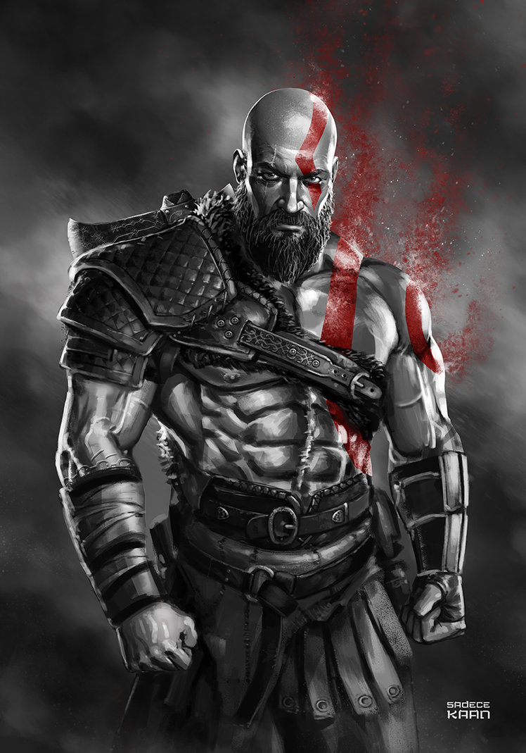God Of War S Creative Director Says He Changed Kratos From